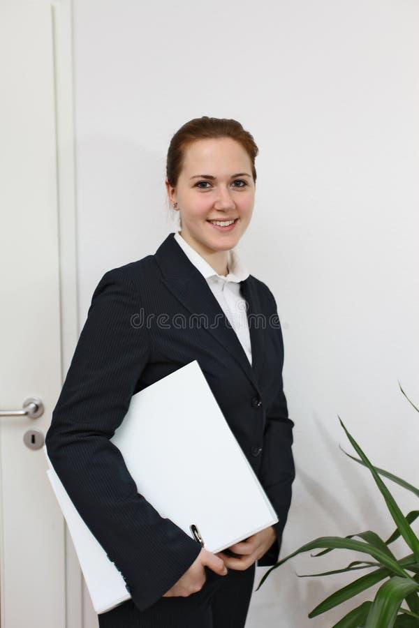 An Ihrem Service Stockbild