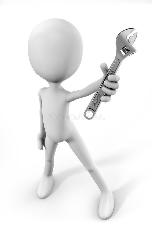 Download An Ihrem Service stock abbildung. Illustration von auslegung - 27733087