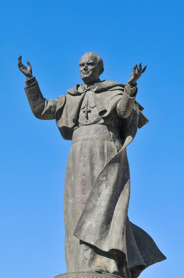 ii约翰・保罗教皇 图库摄影