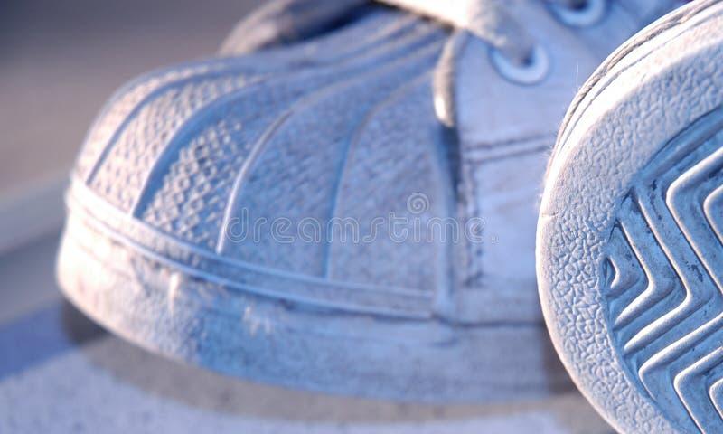 ii鞋子 图库摄影