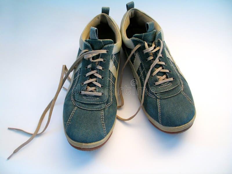ii运动鞋 库存照片