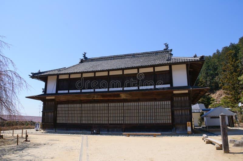 Iida City, Nagano, Japan Stock Photo. Image Of Historical