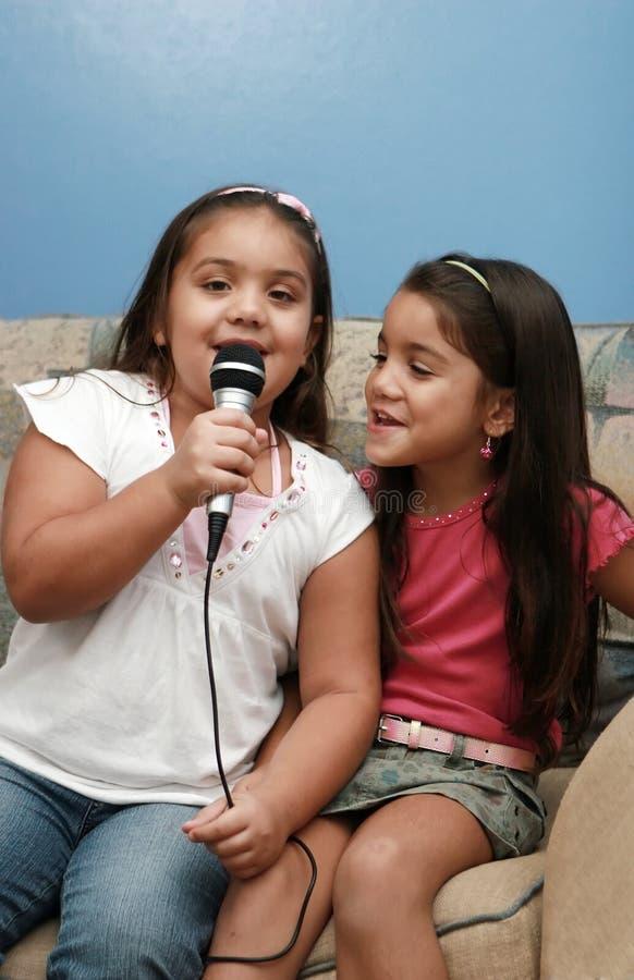 iii piosenkarzi obraz stock