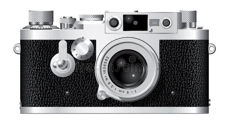 iii rangefinder kamery. ilustracja wektor