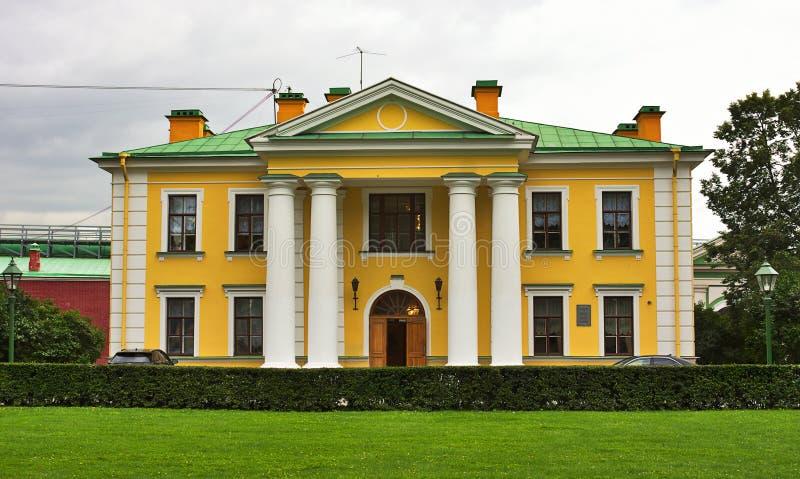 III - St Petersburg, forteca - Peter i Paul - obraz royalty free