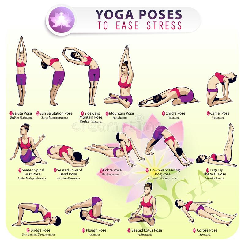 Hathayoga Stock Illustrations 60 Hathayoga Stock Illustrations Vectors Clipart Dreamstime