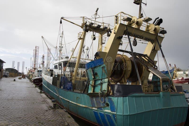 Ijmuiden, Noord-Hollande/Pays-Bas - 15 novembre 2017 : a photographie stock libre de droits