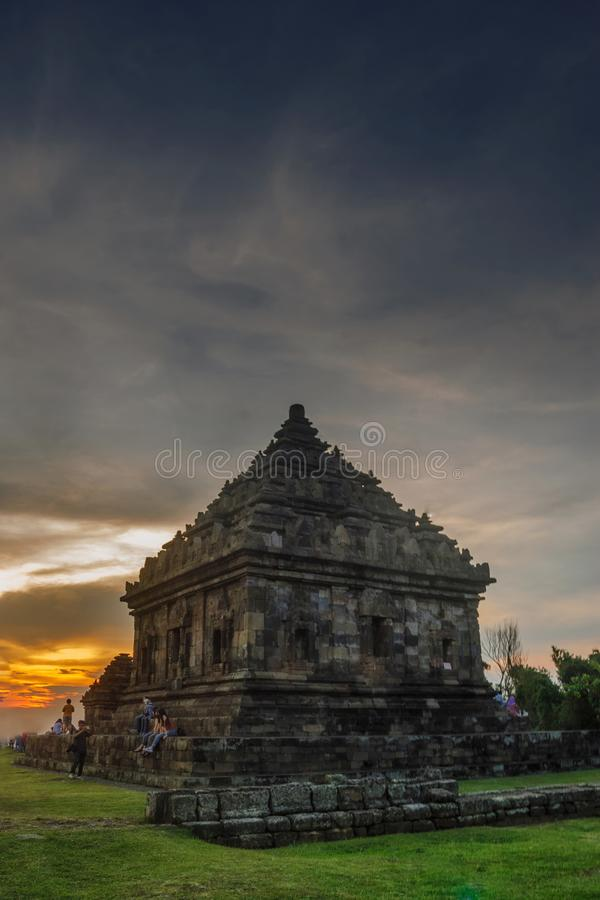 Ijo-Tempel lizenzfreies stockbild