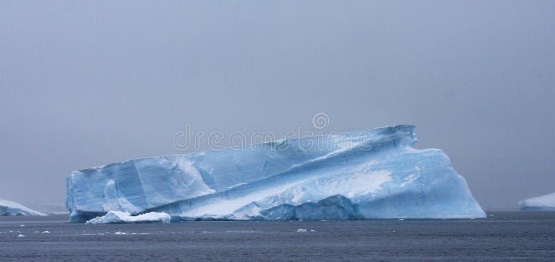 IJsberg Wedellzee Antarctique, mer Antarctique de Wedell d'iceberg photographie stock