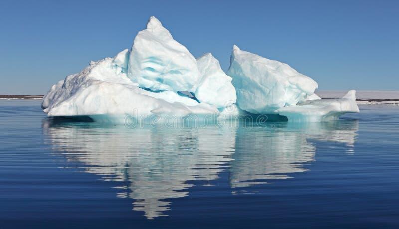 ijsbergen stock fotografie