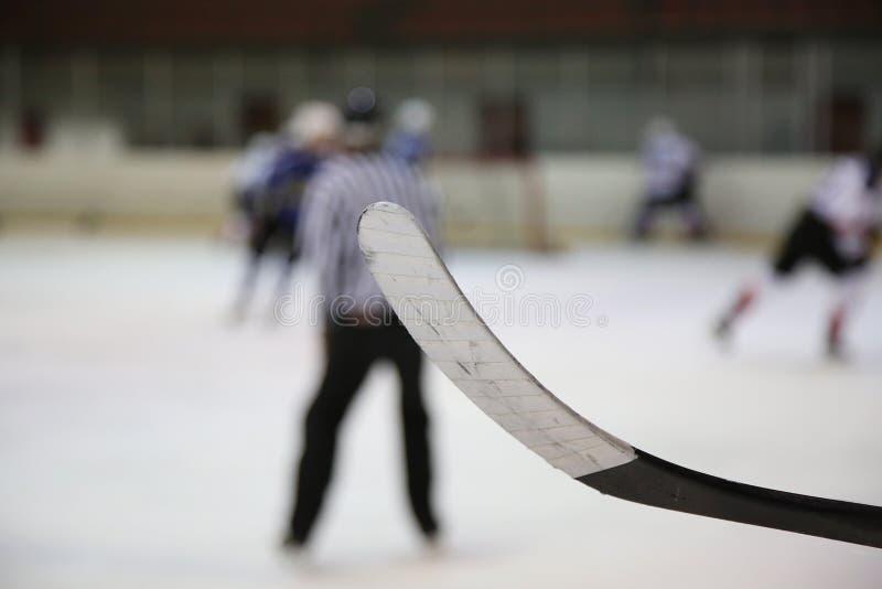 Ijshockeystok royalty-vrije stock fotografie
