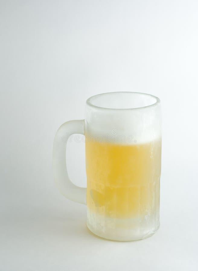 Ijskoud bier royalty-vrije stock foto