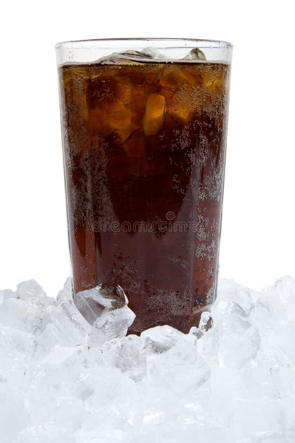 Ijskoude Soda royalty-vrije stock afbeeldingen