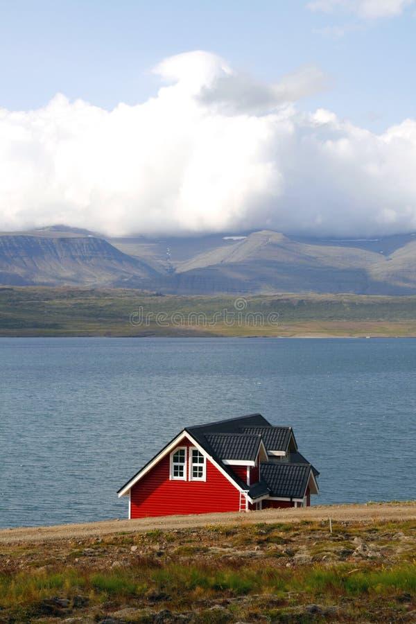 IJsland royalty-vrije stock foto
