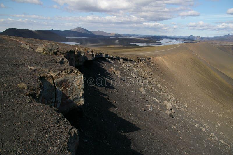 IJsland   stock afbeelding