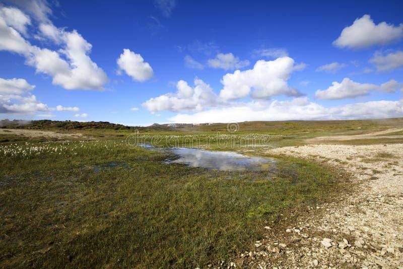 ijsland royalty-vrije stock fotografie