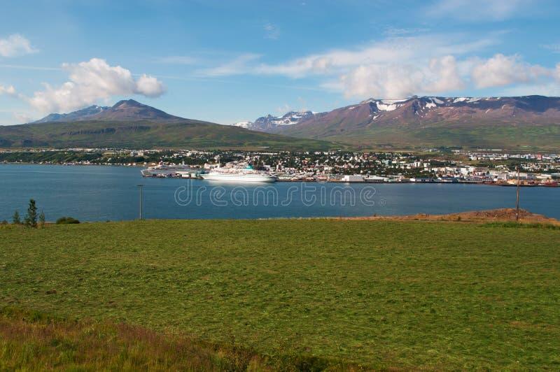 IJsland, Noordelijk Europa royalty-vrije stock foto's