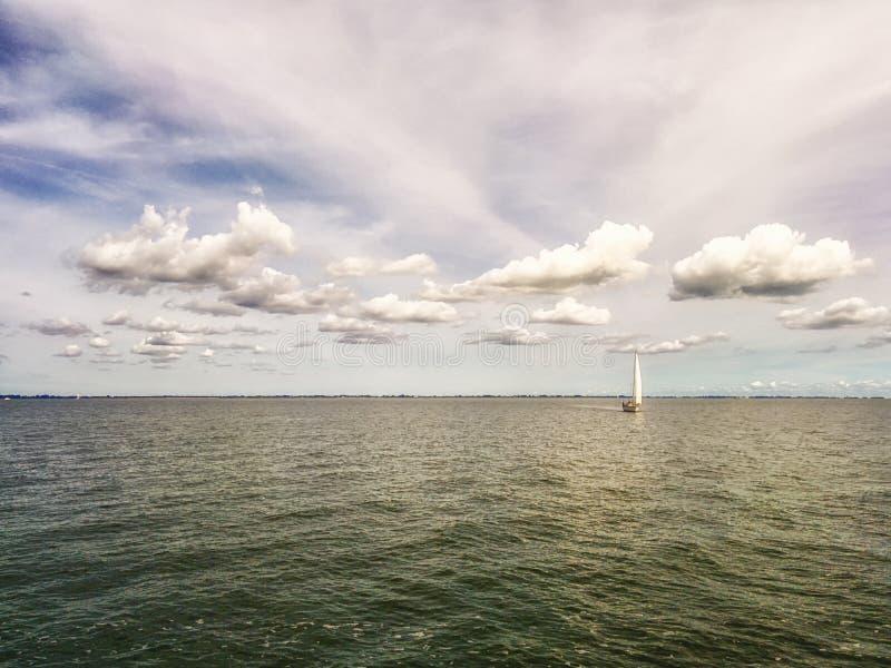 ijsselmeer стоковое фото