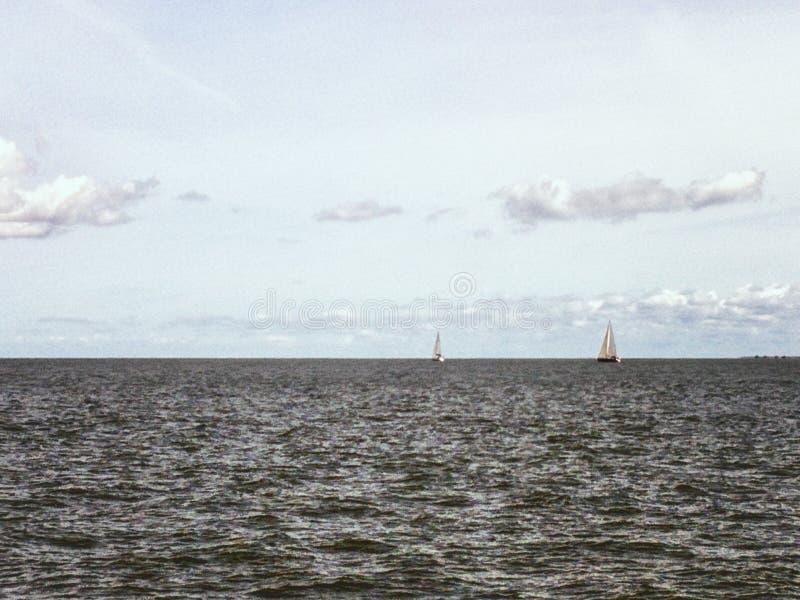 ijsselmeer стоковое изображение