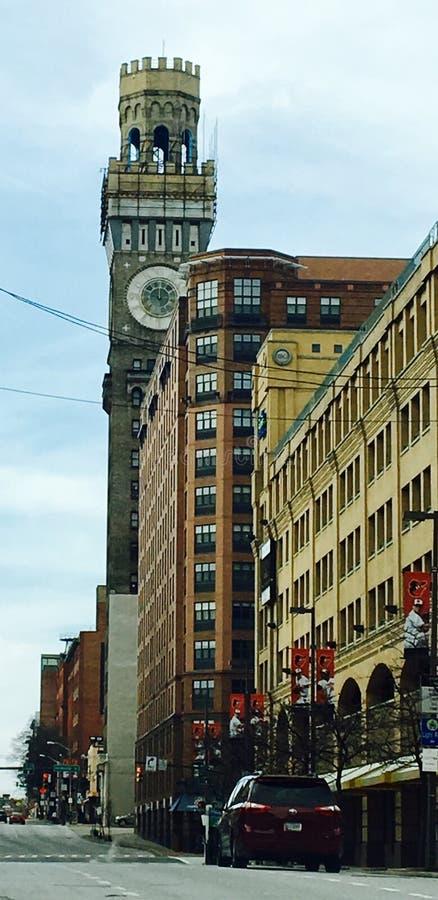 Ik houd van Baltimore royalty-vrije stock fotografie