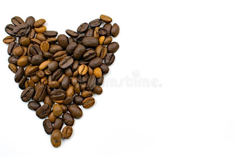 Ik houd werkelijk van koffie stock afbeeldingen