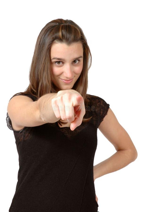 Ik wil u! stock afbeeldingen
