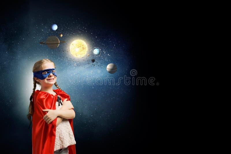 Ik zal astronaut zijn royalty-vrije stock foto's