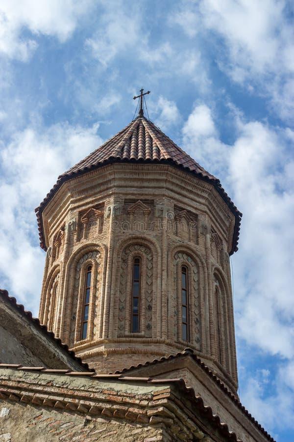 Ikalto orthodox monastery complex and Academy in Kakheti Georgia.  stock image