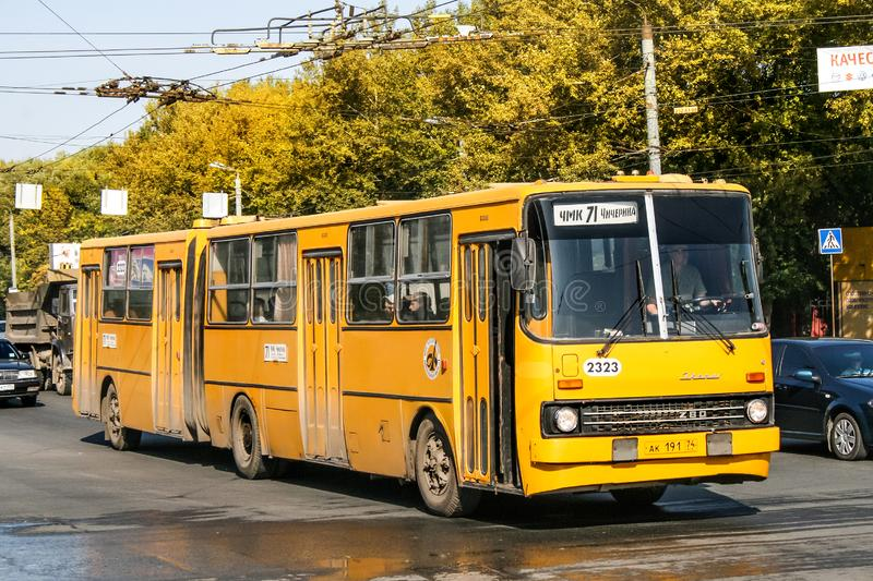 Ikarus 280 royalty free stock photography