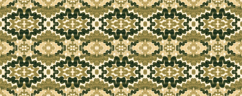 Ikat naadloos patroon stock illustratie