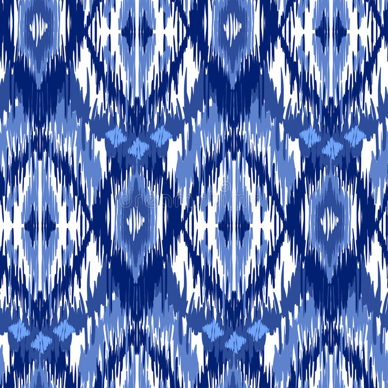 Free Ikat Ogee Background 15 Stock Images - 67199644