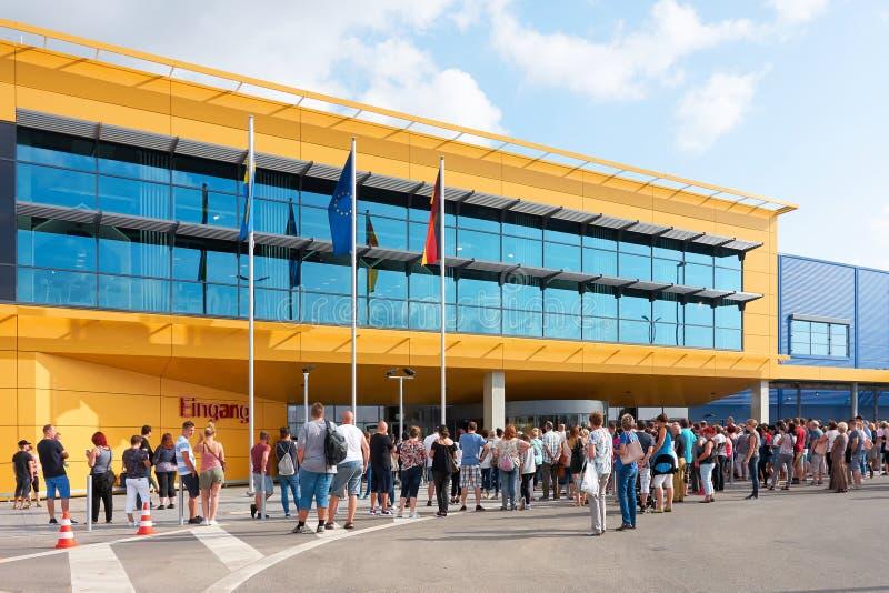 Ikea à Magdebourg photos libres de droits