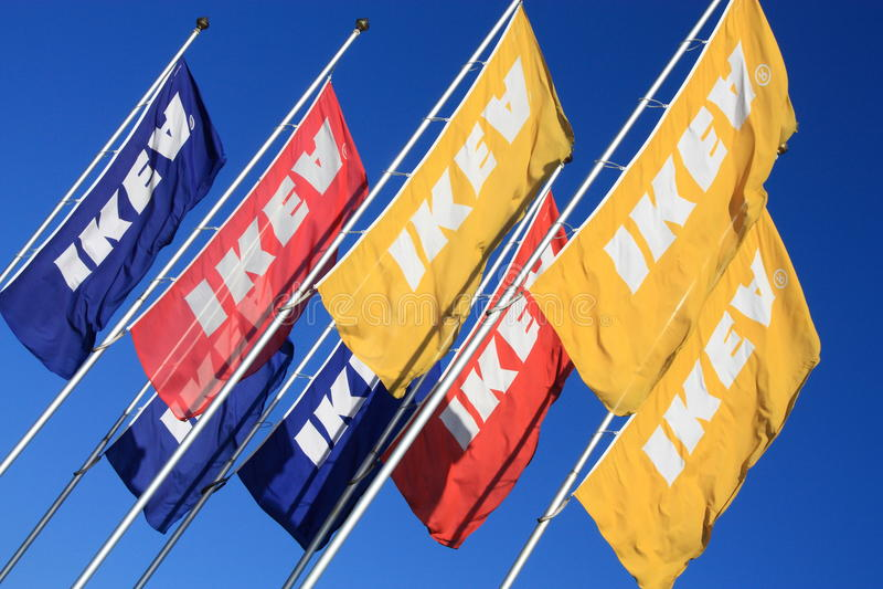 Ikea foto de archivo