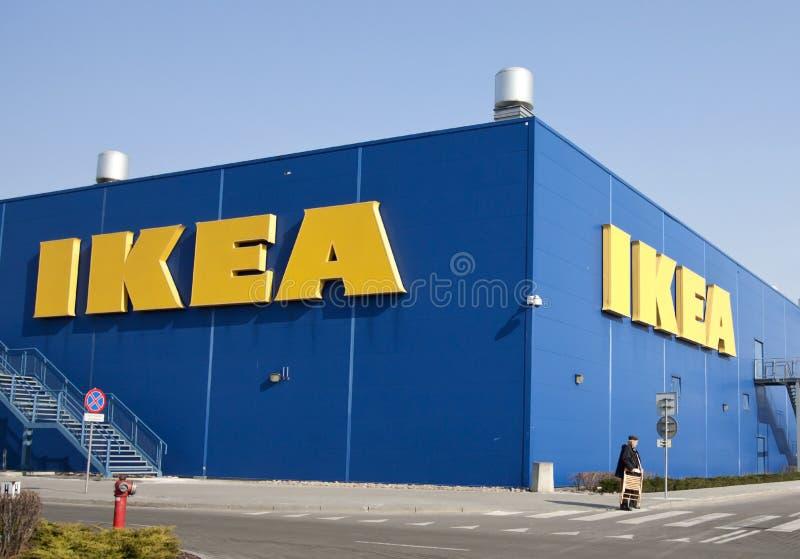 Ikea imagens de stock