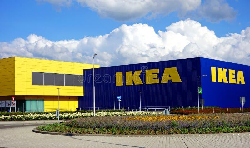 Ikea photographie stock