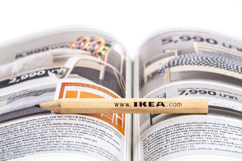 IKEA crayonnent image stock