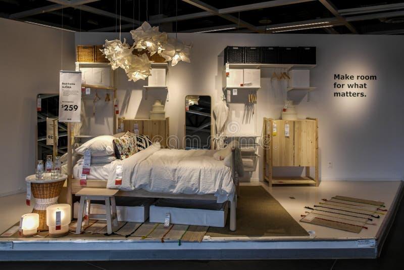 IKEA Etats-Unis Dallas Store image stock
