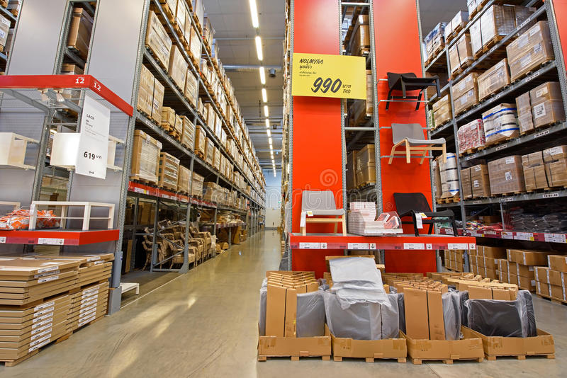 Ikea Furniture Store In Thailand Editorial Image Image