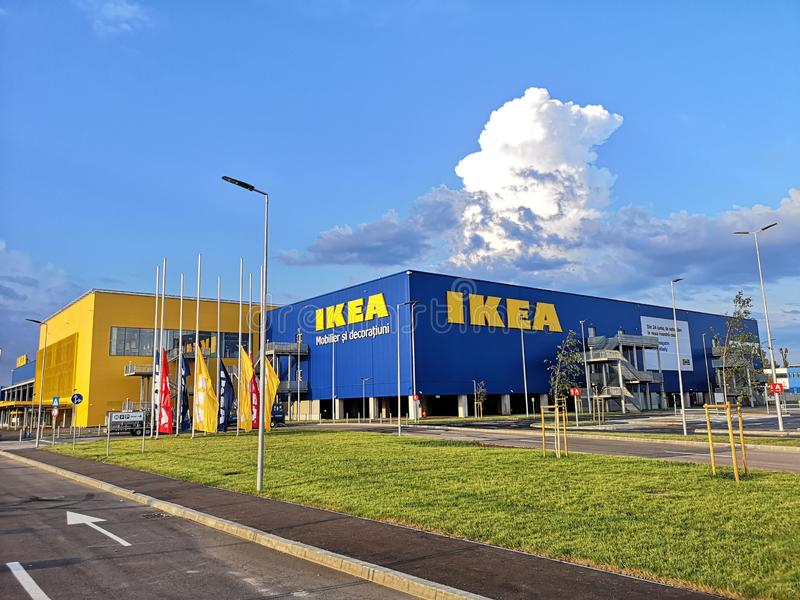 IKEA Pallady fotos de stock