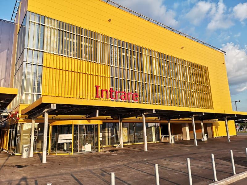 IKEA Pallady fotografia de stock royalty free