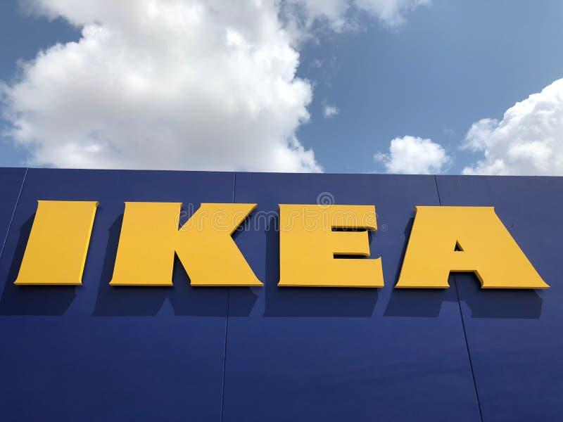 Ikea salva foto de archivo
