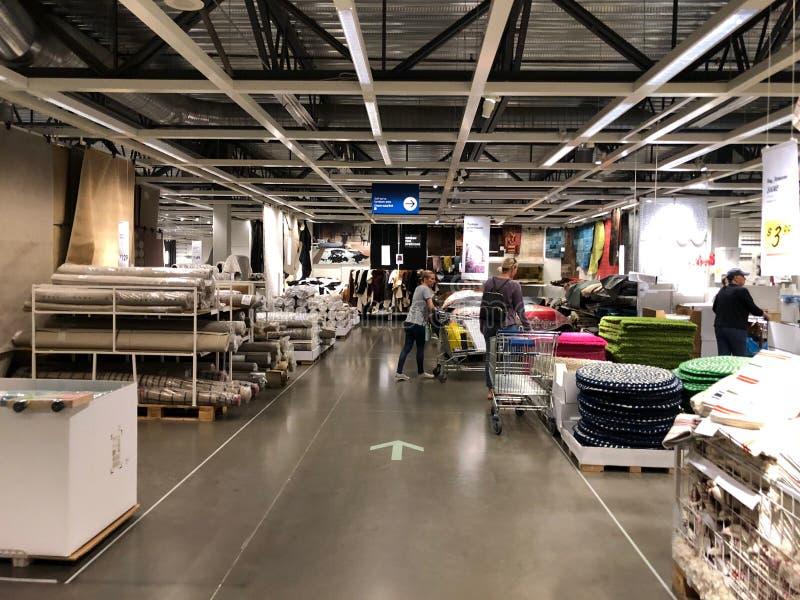 Ikea salva imagen de archivo