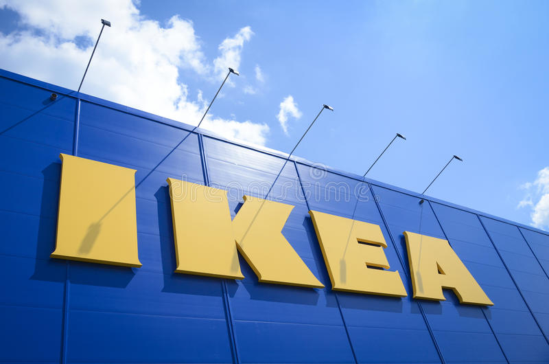 IKEA royalty free stock images