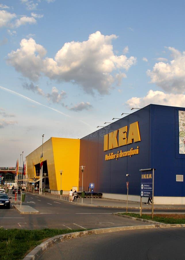 Ikea sklep fotografia stock