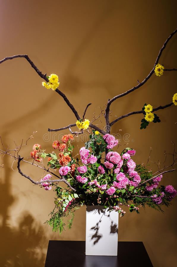 Free Ikebana Royalty Free Stock Photography - 34876137