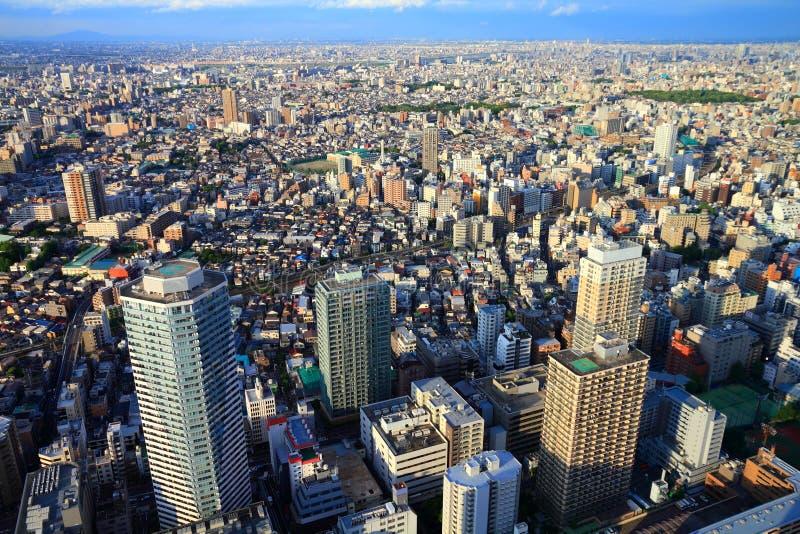 Ikebukuro, Tokyo lizenzfreie stockfotografie