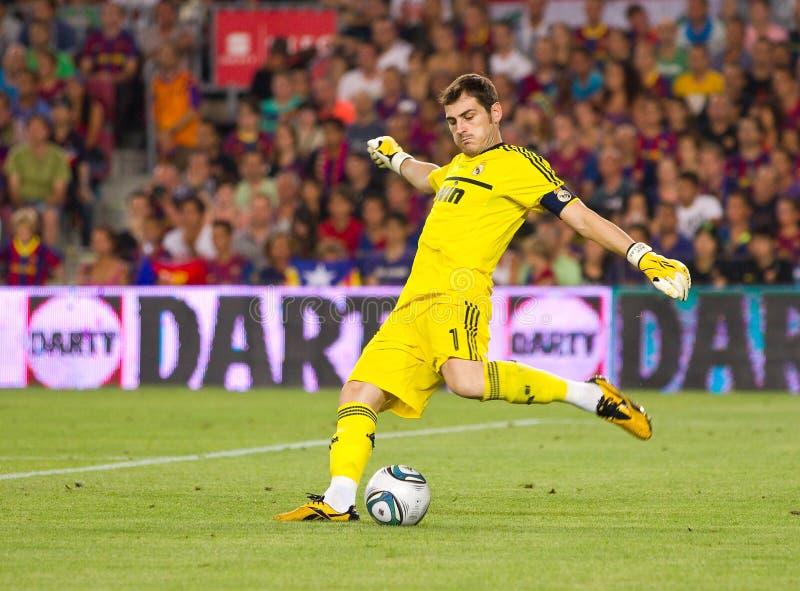 Iker Casillas immagine stock