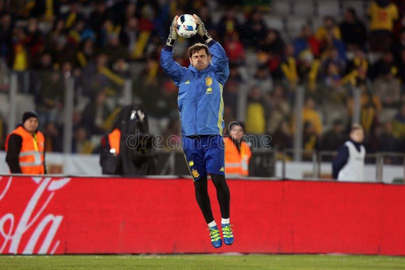 Iker Casillas stock foto