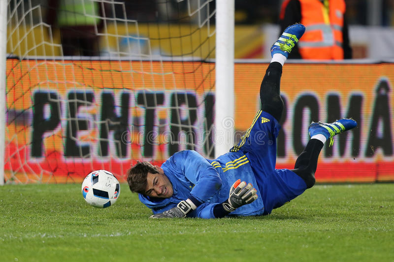 Iker Casillas fotografia stock