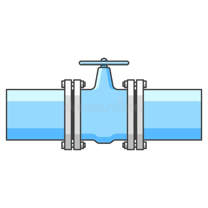 Ikon złączone drymby z odgradzanie klapą tła ilustracyjny rekinu wektoru biel ilustracja wektor